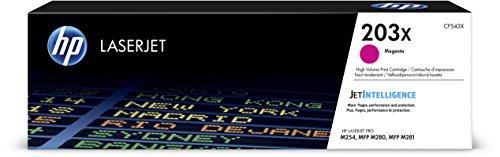 HP Cf540a 203A Original Laserjet Cartouche de Toner