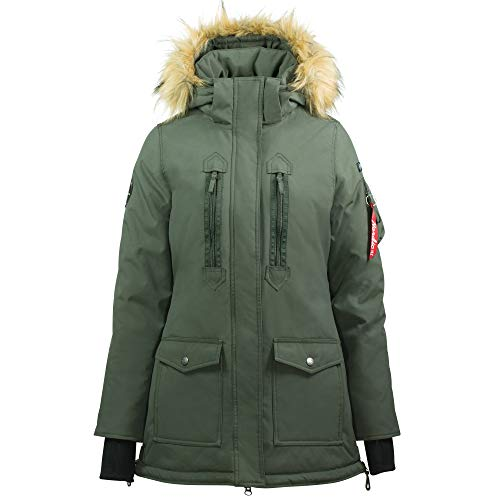Horze Brooke Parka Womens Jacket