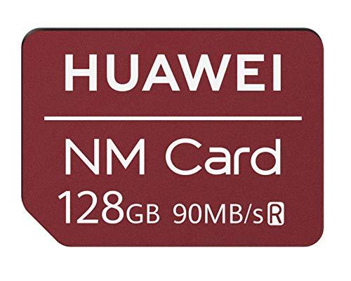 Huawei Carte Mémoire Universelle NanoMemory NM 128 GB pour pour Mate20/Mate20 Pro