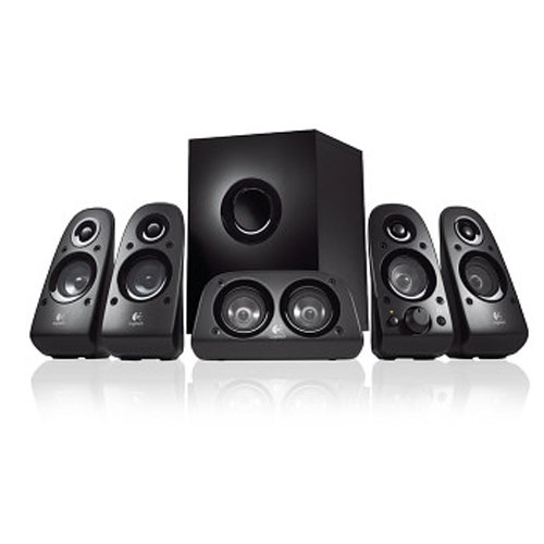 Logitech Surround Sound Speakers Z506 + Adaptateur Bluetooth