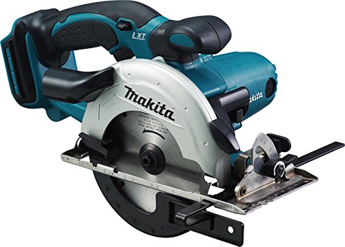 Makita Scie circulaire à main 51mm 18V en coffret MAKPAC avec 2batteries 4Ah + chargeur