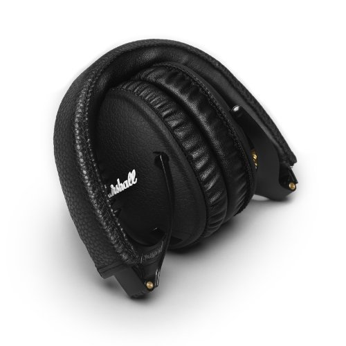 Marshall Casque Over-Ear « Monitor », Noir
