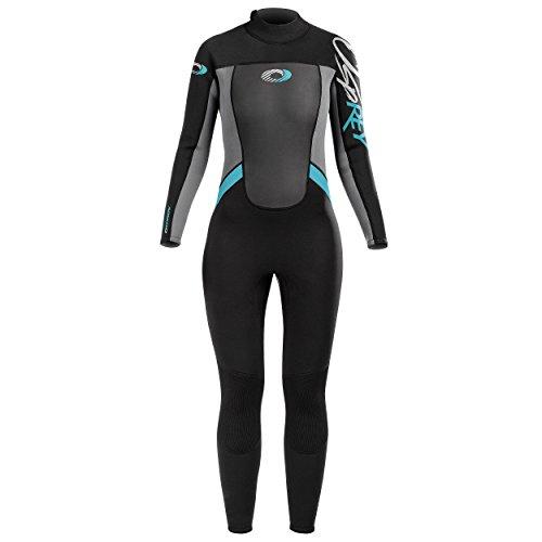 Osprey 3 Mm Full Length Summer Wetsuit Origin Combinaison de plongée Femme
