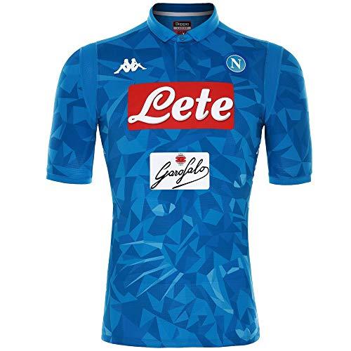 SSC Napoli maillot match domicile