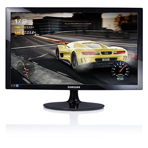 'Samsung s24d330Moniteur 24Full HD, 1920x 1080, 1ms, 60Hz, Game Mode, d-sub, câble HDMI Inclus, Noir