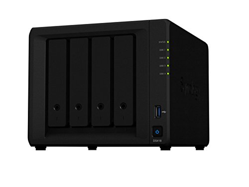 Synology DS418 Serveur NAS 4 Baies
