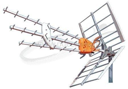 Televés C21-60 Antenne terrestre UHF DATHDBoss790 Emballage individuel g32dbi