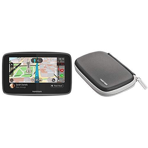 TomTom GO – GPS Auto – Cartographie Monde, Trafic, Zones de Danger à Vie