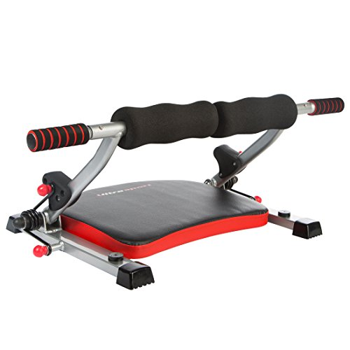Ultrasport Appareil d'entraînement multifonctions MT 10-Compact, 8 variantes d'entraînement, 3 niveaux de résistance