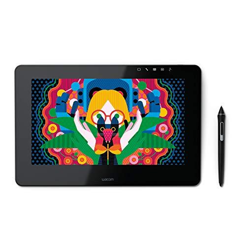 Wacom Cintiq – Ecran interactif – Tablette graphique à stylet  – Compatible avec Windows et Apple