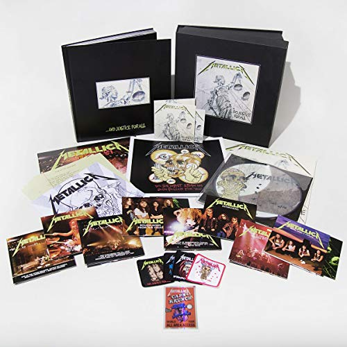 …and Justice for All (Box 11cd+6lp+4dvd)