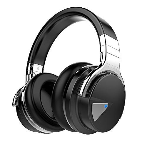 cowin E7 Casque Bluetooth sans Fil Réglable Écouteur avec Micro 30 Heure Jeux Connexion Stable
